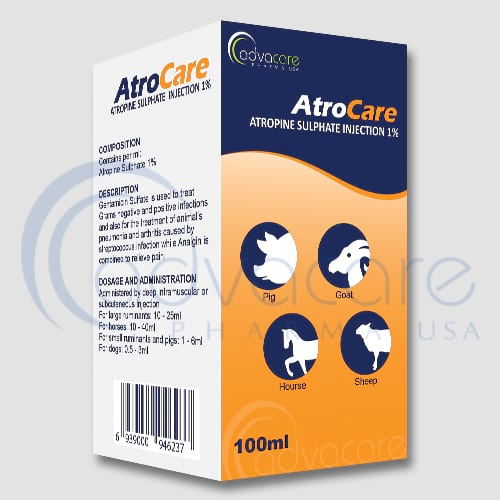 Atropine Sulfate Injection