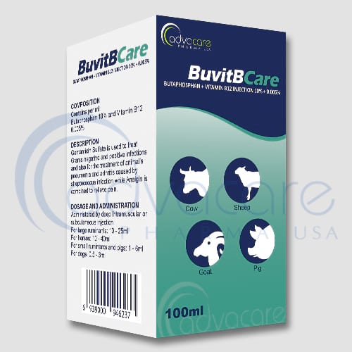 Butaphosphan Vitamin B12 Injection