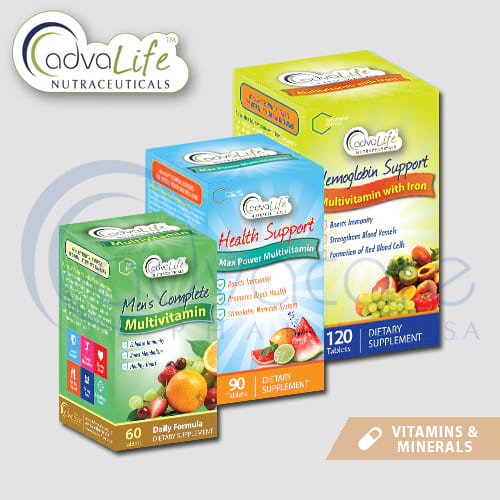 Multivitamin Manufacturer 1