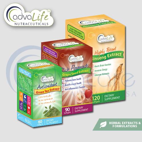 Rhodiola Rosea + Goji Berry Extract Manufacturer 1