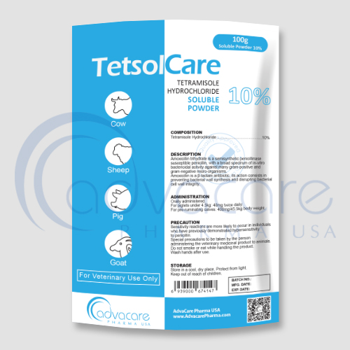 Tetramisole HCL Soluble Powder