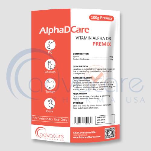 Vitamin Alpha D3 Premixes Manufacturer 1