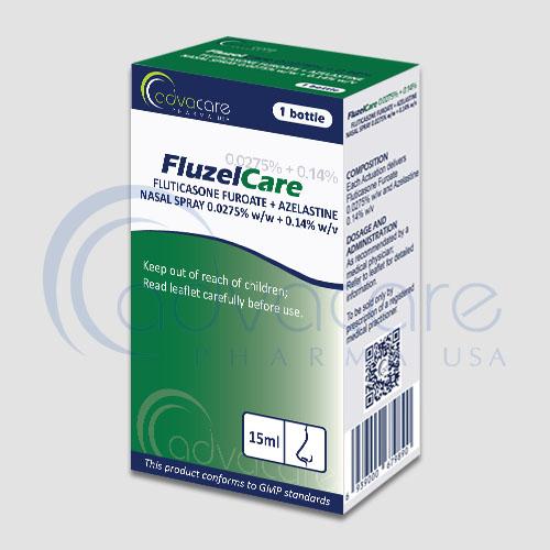 Fluticasone Furoate Azelastine Nasal Sprays Manufacturer 1