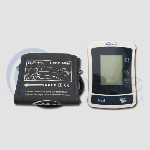 AccuQuik Blood Pressure Monitor System
