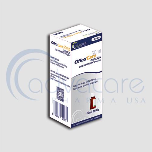 Ofloxacin Oral Suspensions