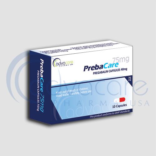 Advacare Pharma is a GMP manufacturer of Pregabalin Capsules