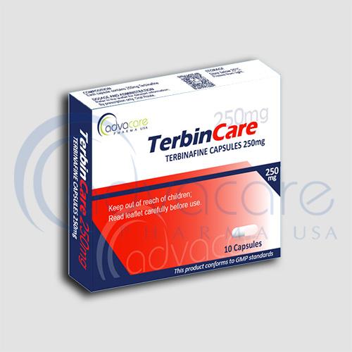 Terbinafine Capsules