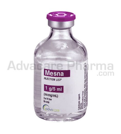 Injection de mesna