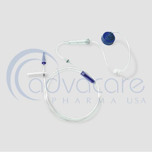 an advacare pharma usa AccuPoint Injection Instruments Enteral Feeding Set