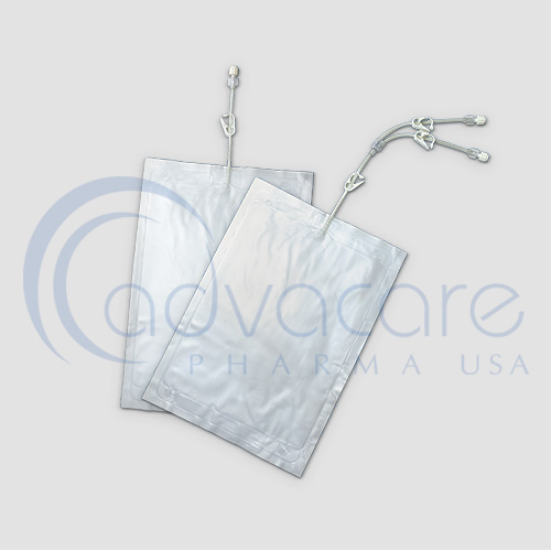 two disposable advacare pharma usa StayDry Incontinence Products liquid suction bags