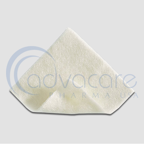 a pad of advacare pharma usa StayGuard Skin and Wound Care Alginate Dressing