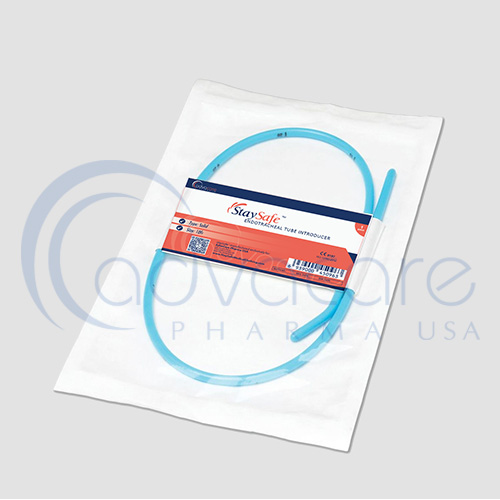 a paper pe bag of advacare pharma usa StaySafe Medical Clothing Endotracheal tube Introducer