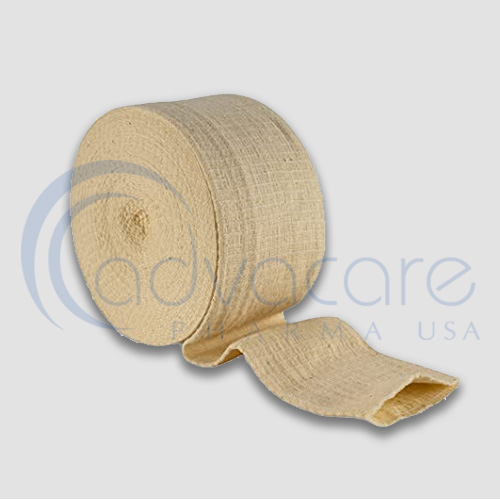 a roll of AdvaCare Pharma StayGuard Skin and Wound Care Compression Bandage