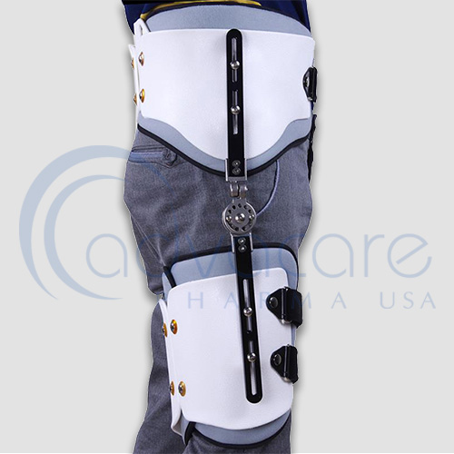 AdvaCare Pharma USA StayGuard Skin and Wound Care Hip Abduction Orthosis Brace