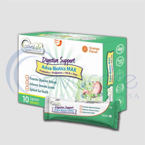 AdvaCare Pharma USA AdvaLife Probiotics Supplement