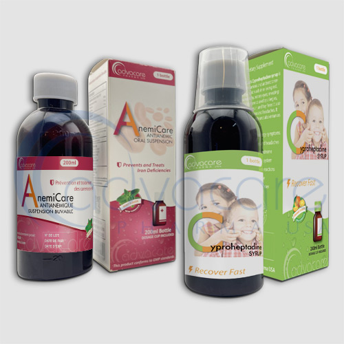 pharmaceutical syrups packaging