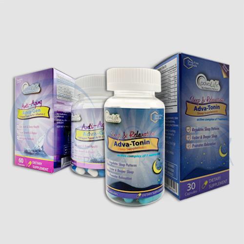 General health packaging